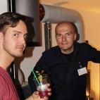 Bergfest 2015_ Galerie 08_ Stefan Hübsch (rechts im Bild) führt unsere Mitglieder durch die Heizzentrale.