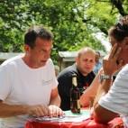Bergfest 2015_ Galerie 05_ Projektleiter Thomas Dittmann informiert zum BHKW.