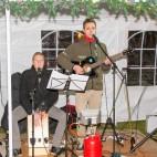 """Weihnachtsfest 2015: Live-Musik mit der Band """"Der letzte infantile Gedanke"""""""