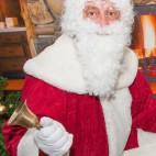 Weihnachtsfest 2015: Der Weihnachtsmann war unser Gast